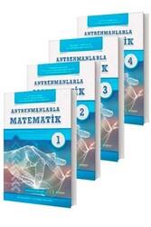 Antrenman Yayınları - Antrenman Yayınları Antrenmanlarla Matematik Seti 4 Kitap