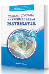 Antrenman Yayınları - Antrenman Yayınları Antrenmanlarla Matematik Tamamı Çözümlü Konu Anlatımlı Soru Bankası