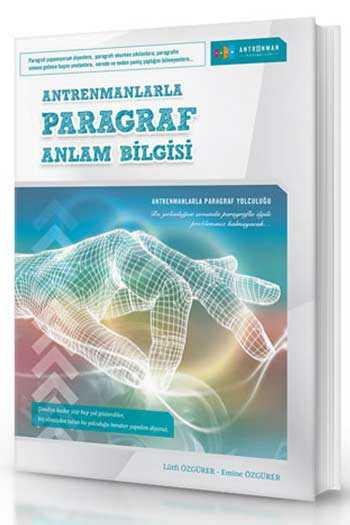 Antrenman Yayınları Antrenmanlarla Paragraf ve Anlam Bilgisi