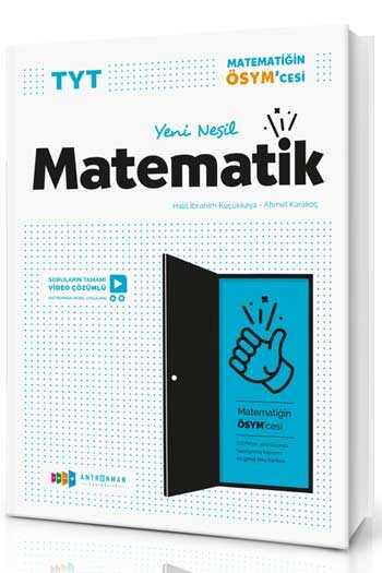 Antrenman Yayınları TYT Yeni Nesil Matematik