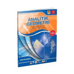 Apotemi Yayınları - Apotemi Yayınları Analitik Geometri