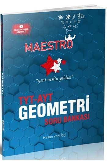 Apotemi Yayınları Maestro TYT AYT Geometri Soru Bankası