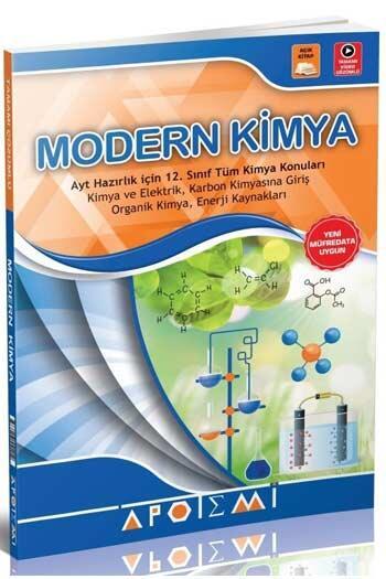 Apotemi Yayınları Modern Kimya