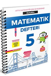 Arı Yayıncılık - Arı Yayıncılık 5. Sınıf Matemito Matematik Defteri