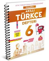 Arı Yayıncılık - Arı Yayıncılık 6.Sınıf Türkçemino Akıllı Türkçe Defteri