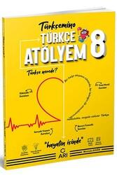 Arı Yayıncılık - Arı Yayıncılık 8. Sınıf LGS Türkçe Atölyem