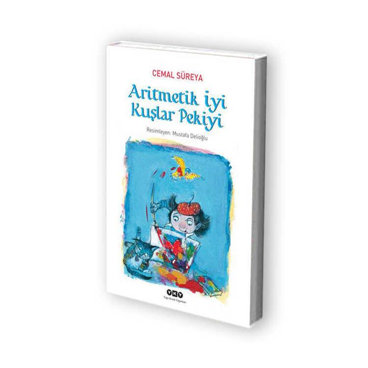 Aritmetik İyi Kuşlar Pekiyi Cemal Süreya Yapı Kredi Yayınları