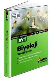 Aydın Yayınları - Aydın Yayınları AYT Biyoloji Soru Bankası