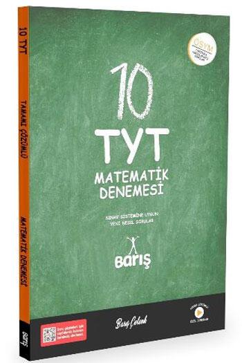 Barış Çelenk TYT Video Çözümlü 10 Matematik Denemesi