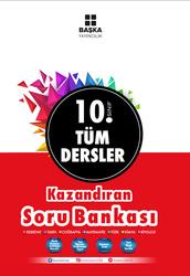 Başka Yayınları - Başka Yayıncılık 10. Sınıf Tüm Dersler Soru Bankası