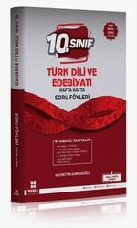 Başka Yayınları - Başka Yayıncılık 10. Sınıf Türk Dili Ve Edebiyatı Soru Föyleri