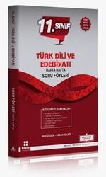 Başka Yayınları - Başka Yayıncılık 11. Sınıf Türk Dili Ve Edebiyatı Soru Föyleri