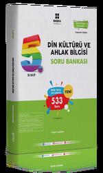 Başka Yayınları - Başka Yayıncılık 5. Sınıf Din Kültürü Ve Ahlak Bilgisi Soru Bankası