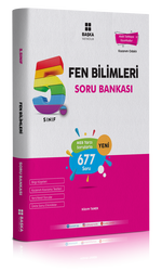 Başka Yayınları - Başka Yayıncılık 5. Sınıf Fen Bilimleri Soru Bankası