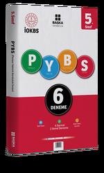 Başka Yayınları - Başka Yayıncılık 5. Sınıf PYBS 6 Deneme