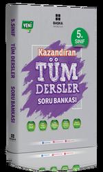 Başka Yayınları - Başka Yayıncılık 5. Sınıf Tüm Dersler Soru Bankası
