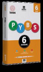 Başka Yayınları - Başka Yayıncılık 6. Sınıf PYBS 6 Deneme