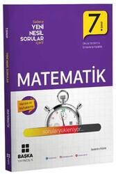 Başka Yayınları - Başka Yayıncılık 7. Sınıf Matematik Prestij Soru Bankası