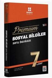 Başka Yayınları - Başka Yayıncılık 7. Sınıf Sosyal Bilgiler Premium Soru Bankası