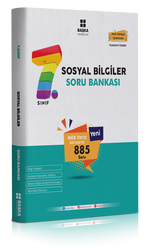Başka Yayınları - Başka Yayıncılık 7. Sınıf Sosyal Bilgiler Soru Bankası