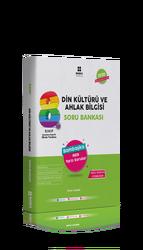 Başka Yayınları - Başka Yayıncılık 8. Sınıf Din Kültürü Ve Ahlak Bilgisi Soru Bankası