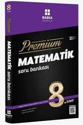 Başka Yayınları - Başka Yayıncılık 8. Sınıf Matematik Premium Soru Bankası