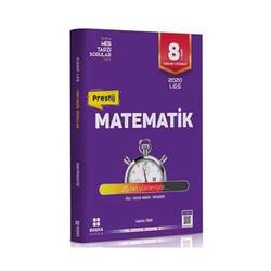 Başka Yayınları - Başka Yayıncılık 8. Sınıf Matematik Prestij Yeni Nesil Soru Bankası