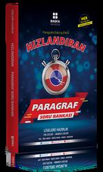 Başka Yayınları - Başka Yayıncılık Hızlandıran Paragraf Soru Bankası Liselere Hazırlık