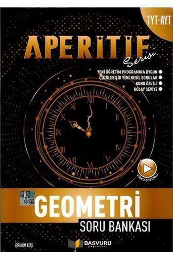 Başvuru Yayınları TYT AYT Geometri Aperitif Soru Bankası