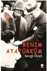 Kırmızı Kedi Yayınları - Benim Atatürküm Kırmızı Kedi Yayınları