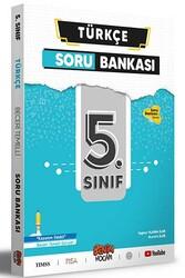 Benim Hocam Yayıncılık - Benim Hocam Yayınları 5. Sınıf Türkçe Soru Bankası