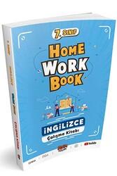 Benim Hocam Yayıncılık - Benim Hocam Yayınları 7. Sınıf İngilizce Home Work Book