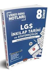 Benim Hocam Yayıncılık - Benim Hocam Yayınları LGS 8.Sınıf İnkılap Tarihi ve Atatürkçülük Video Ders Notları