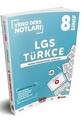 Benim Hocam Yayıncılık - Benim Hocam Yayınları LGS 8.Sınıf Türkçe Video Ders Notları