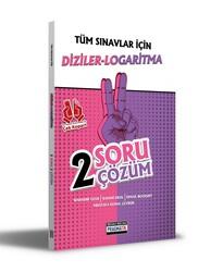 Benim Hocam Yayıncılık - Benim Hocam Yayınları Tüm Sınavlar İçin Diziler-Logaritma 2 Soru 2 Çözüm Fasikülü