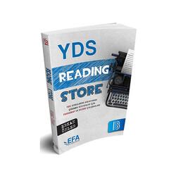 Benim Hocam Yayıncılık - Benim Hocam Yayınları YDS Reading Store Paragraf ve Kelime Çalışmaları