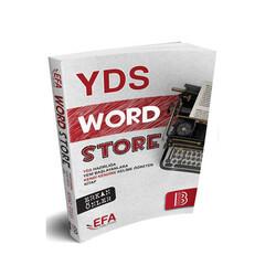Benim Hocam Yayıncılık - Benim Hocam Yayınları YDS Word Store Efa Serisi