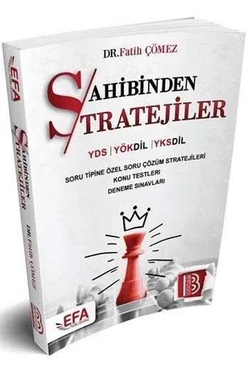Benim Hocam Yayınları YDS YÖKDİL YKSDİL Sahibinden Stratejiler EFA Serisi