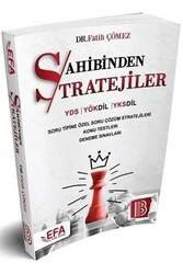 Benim Hocam Yayıncılık - Benim Hocam Yayınları YDS YÖKDİL YKSDİL Sahibinden Stratejiler EFA Serisi