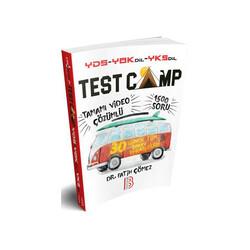 Benim Hocam Yayıncılık - Benim Hocam Yayınları YDS YÖKDİL YKSDİL TEST CAMP Soru Kitabı