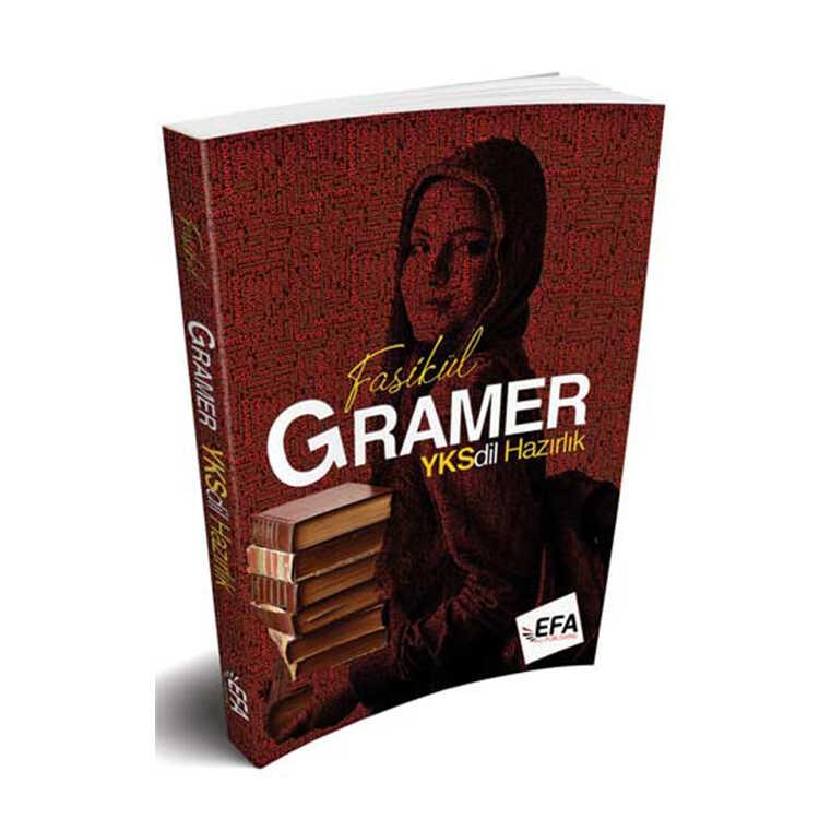 Benim Hocam Yayınları YKSDİL Fasikül Gramer Hazırlık Kitabı Efa Serisi