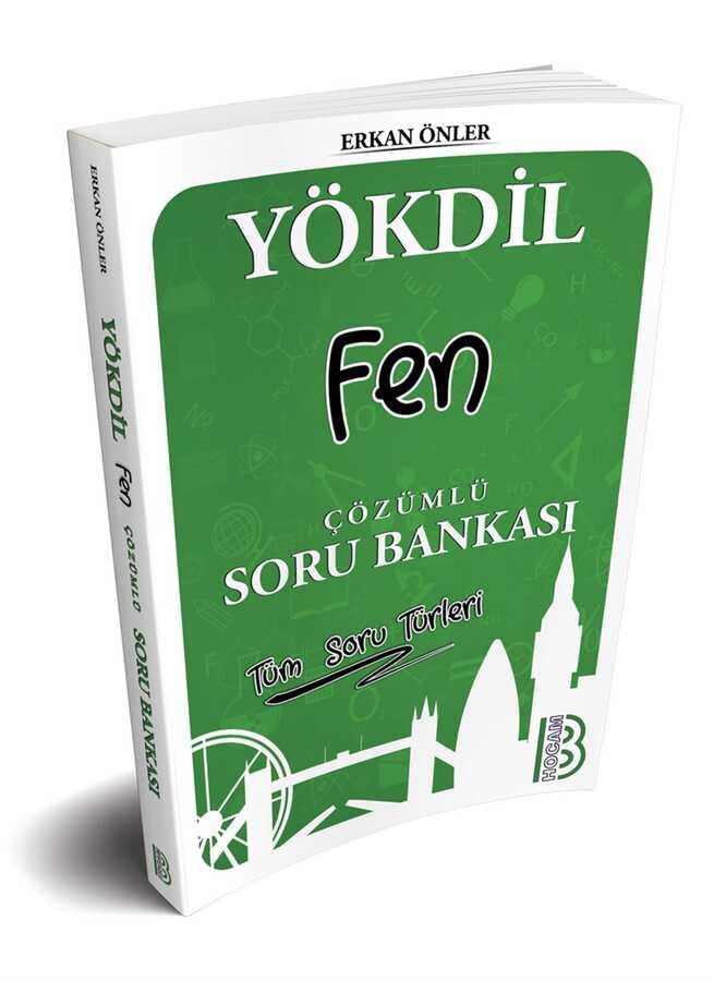 Benim Hocam Yayınları YÖKDİL Fen Çözümlü Soru Bankası
