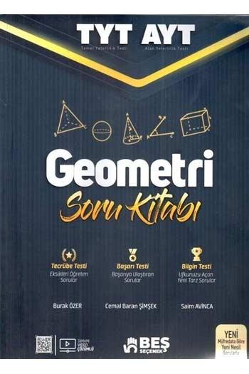 Beş Seçenek Yayınları TYT AYT Geometri Soru Kitabı