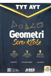 Beş Seçenek Yayınları - Beş Seçenek Yayınları TYT AYT Geometri Soru Kitabı