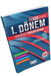 Bes Yayınları - Bes Yayınları 8. Sınıf LGS 1. Dönem Yeni Nesil Tekrar Kitabı