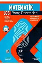 Beyin Takımı Yayınları - Beyin Takımı 8. Sınıf LGS Matematik Branş Denemeleri