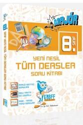 BFF Yayınları - BFF Yayınları 8. Sınıf Majör Yeni Nesil Tüm Dersler Soru Kitabı