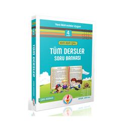 Bilal Işıklı - Bilal Işıklı Yayınları 4. Sınıf Tüm Dersler Soru Bankası