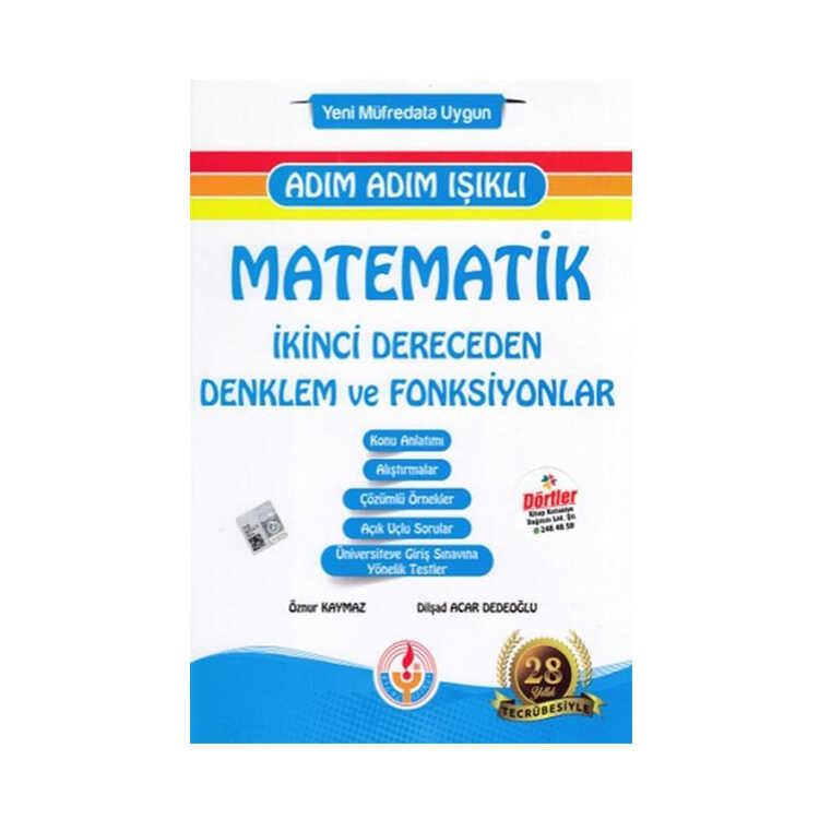 Bilal Işıklı Yayınları Matematik İkinci Dereceden Denklem ve Fonksiyonlar