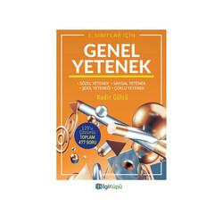 Bilgiküpü Yayınları - BilgiKüpü Yayınları 3. Sınıf Genel Yetenek